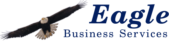 Logo with Eagle